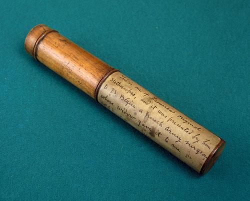 Estetoscopio Rene Laennec